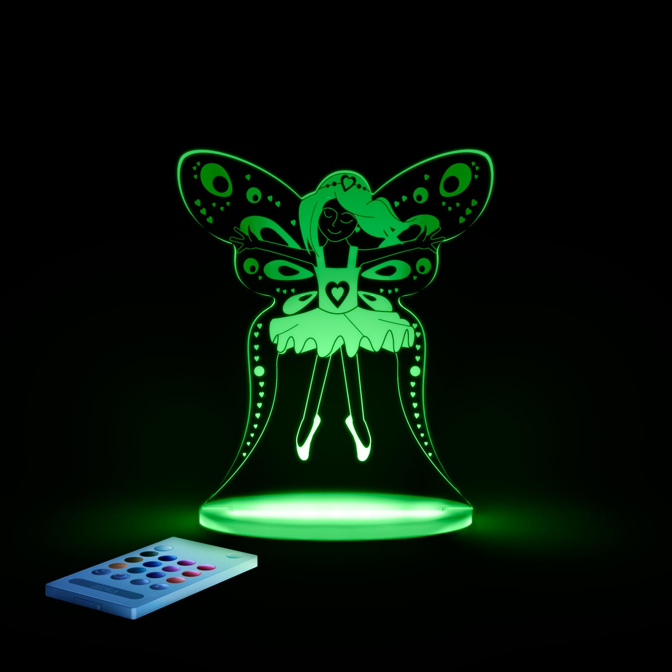 aloka Fairy Sleepy Light GREEN